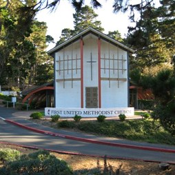 Pacific Grove, First UMC