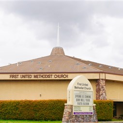 Yuba City, First UMC
